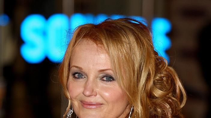 The Young Victoria UK Premiere 2009 Miranda Richardson