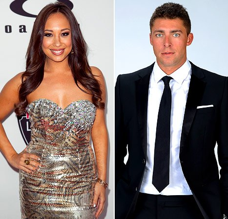 Dancing With the Stars' Cheryl Burke Dating NHL Star Joffrey Lupul!