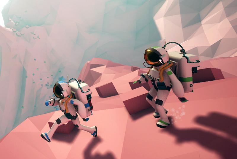 Astroneer is an adorable game about space exploration