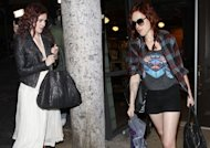 Rumer Willis : lequel de ses looks prfrez-vous ?