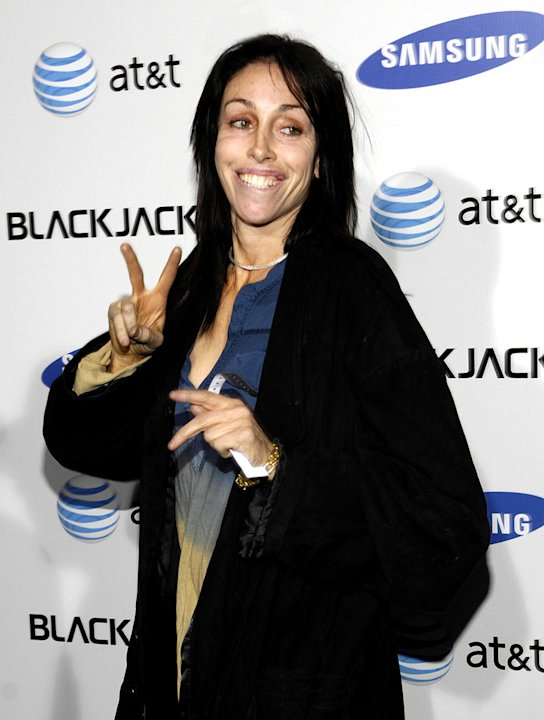 Heidi Fleiss checks into season 3 of Celebrity Rehab with Dr. Drew.