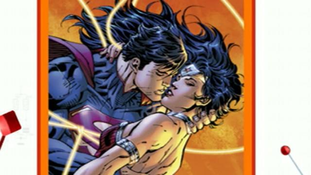 Superman Ditches Lois Lane for Wonder Woman?