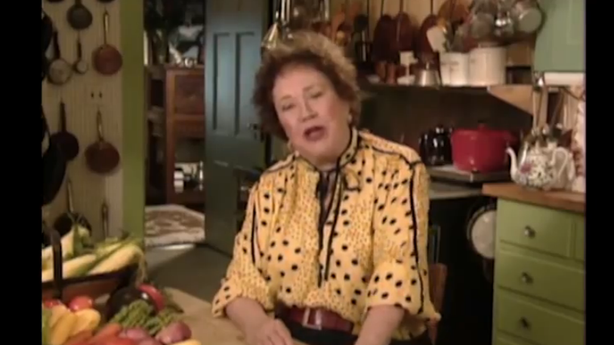 Julia Child Finally Gets the Remix She Deserves