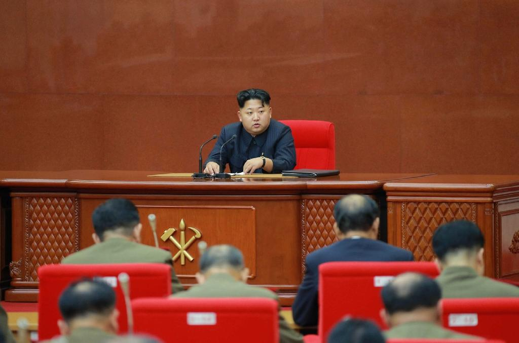 North Korea's Kim credits nuclear weapons for deal with South