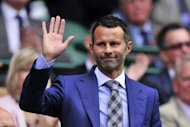 Manchester United great Ryan Giggs, pictured in June 2012, said Tuesday an Olympic gold would rank among the best moments of his career as he prepares to play his first international tournament at the age of 38