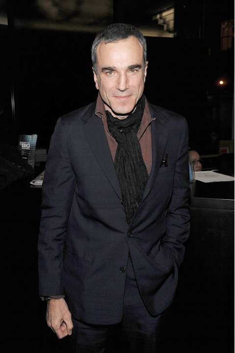 The Private Lives of Pippa Lee NYC Screening 2009 Daniel Day Lewis