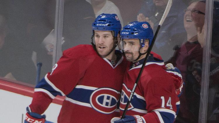 Canadiens top Sabres for 5th straight win