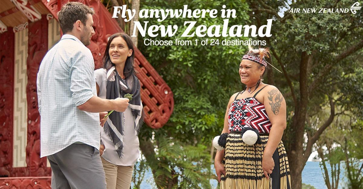 Making it easier to get to New Zealand