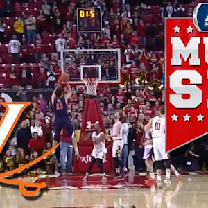 UVA's Anthony Gill Hits Game-Tying Shot to Send Game into Overtime | ACC Must See Moment
