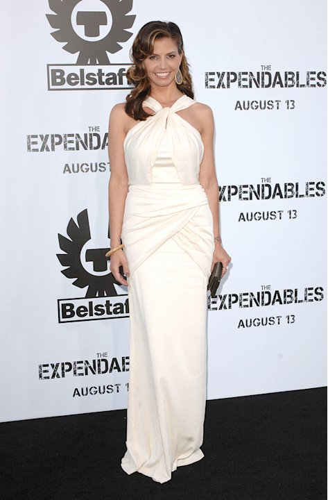 The Expendables LA Premiere 2010 Charisma Carpenter