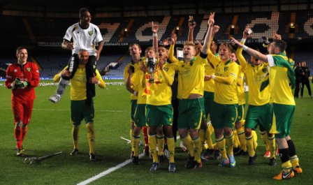 Soccer - FA Youth Cup Final - Second Leg - Chelsea v Norwich City - Stamford Bridge