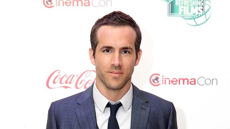 Ryan Reynolds Cinema Con Awards
