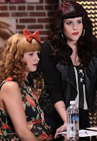 Melanie Martinez, Caitlin Michelle | Photo Credits: Tyler Golden/NBC