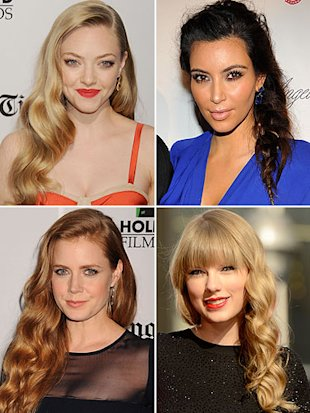 Celeb red carpet trend: One-sided hairstyles