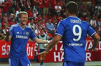 Torres: Chelsea starting spot not safe for anyone