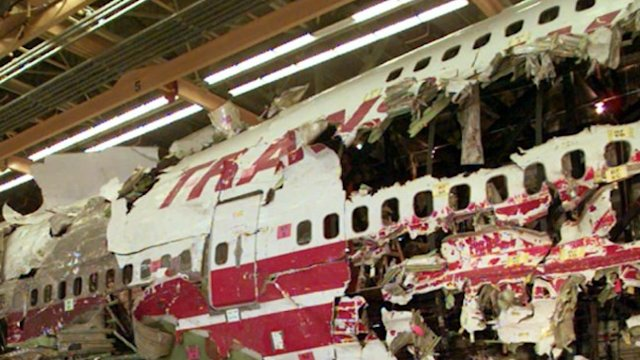 6 Investigators Claim TWA 800 Crash Not An Accident
