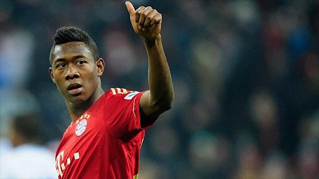 David Alaba (Bayern Mnchen)