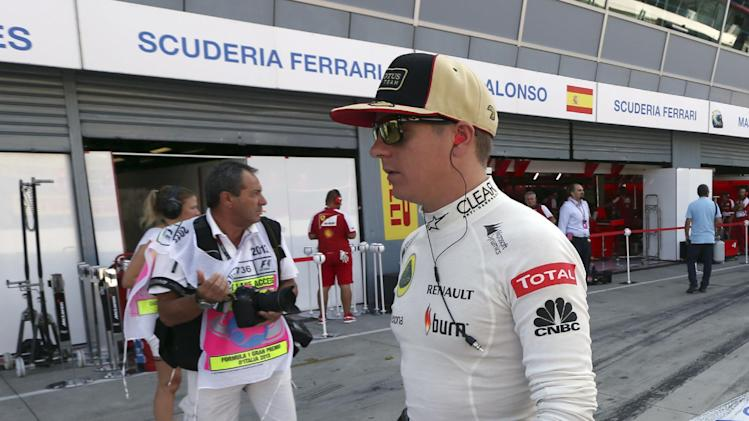 Ferrari announces Raikkonen return in 2-year deal