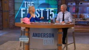'Anderson Live' Surges Among Key Viewing Audience