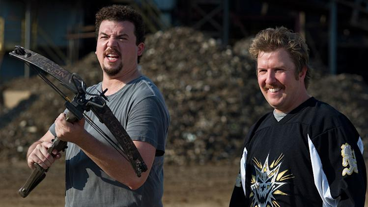 30 Minutes or Less Columbia Pictures 2011 Danny McBride Nick Swardson