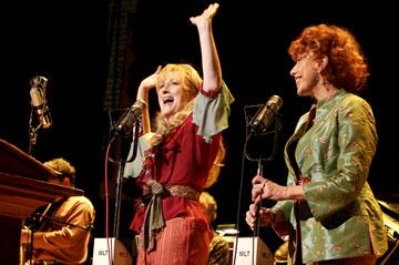 Meryl Streep and Lily Tomlin in Picturehouse's A Prairie Home Companion