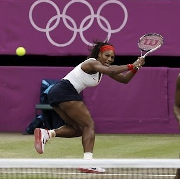 Williams sisters win gold again in Olympic doubles The Associated Press Getty Images Getty Images Getty Images Getty Images Getty Images Getty Images Getty Images Getty Images Getty Images Getty Image