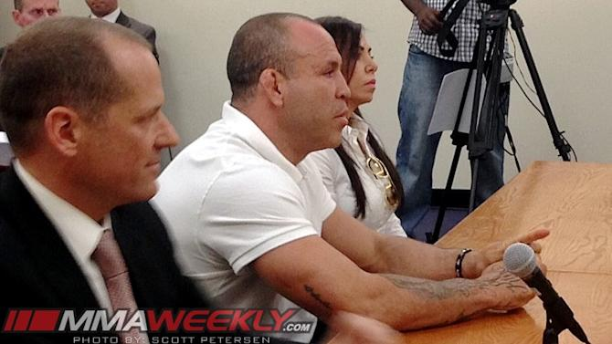 Nevada Attorney General Urges Athletic Commission to Pursue Wanderlei Silva Discipline