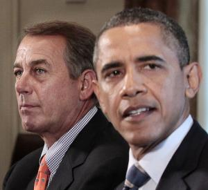 THE RESET: Obama, Congress spar over guns and debt