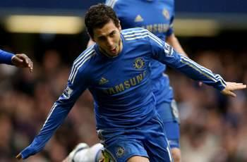 Hazard has the world at his feet, says Lampard
