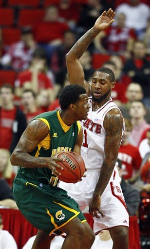 Warren, No. 25 NC State beat Norfolk State 84-62