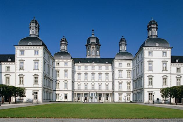 Best castle hotels in Europe