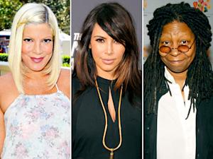 "Whoopi Goldberg: ""I Don't Care"" Who Replaces Elisabeth Hasselbeck and Joy Behar, Tori Spelling Debuts 45-Pound Post-Baby Weight Loss: Top 5 Stories of Today"