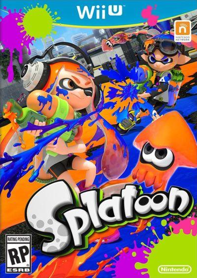 'Splatoon' outdoes 'Smash Bros' in Japan