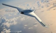 An artist's conceptual image of the RQ-180 drone.