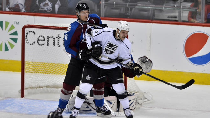 NHL: Los Angeles Kings at Colorado Avalanche