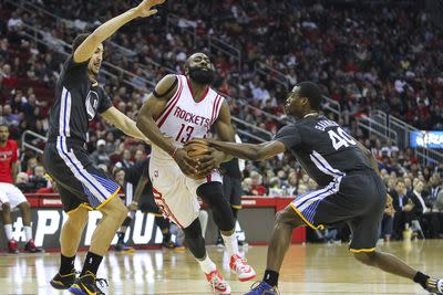 Steve Kerr crushes the Rockets for lobbying James Harden's MVP candidacy
