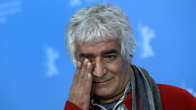 Berlin festival shows Iranian dissident's new film