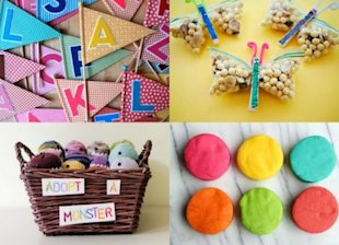 Make Your Own Party Favors