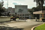 The hospital in Havana where Venezuelan President Hugo Chavez is supposedly being treated, December 11, 2012. Venezuela has never said what type of cancer Chavez has, nor which organs are affected, but doctors removed a tumor from his pelvic region last year