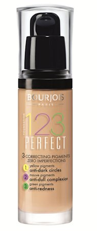New Bourjois 123 Perfect Foundation launches today