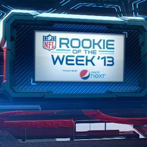 Week 14: Pepsi NEXT Rookie of the Week nominees