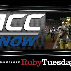 ACC Official Explains Notre Dame Pass Interference vs FSU | ACC Now