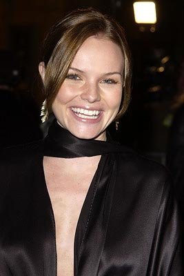 Premiere: Kate Bosworth at the LA premiere of Universal's 8 Mile - 11/6/2002