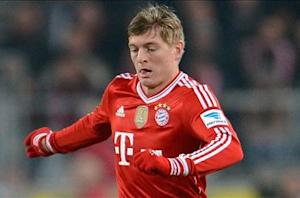Manchester United opens Kroos talks in Munich