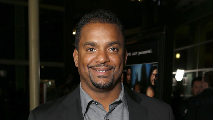 "Alfonso Ribeiro attends the premiere of ""A Haunted House"" at the Arclight Hollywood on Thursday, Jan. 3, 2013, in Los Angeles. (Photo by Todd Williamson/Invision/AP)"