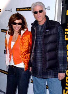 Mary Steenburgen and Ted Danson Marilyn Hotchkiss' Ballroom Dancing and Charm School Premiere - 1/24/2005 Sundance Film Festival