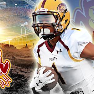 2015 Arizona State Commits - Top 10 Plays