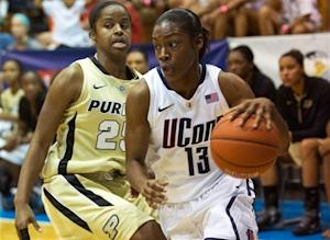 UConn women win Paradise Jam 91-57 over Purdue