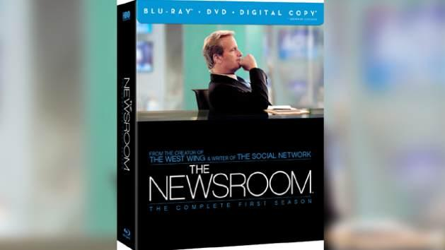 The cover of 'The Newsroom: The Complete First Season'  -- HBO