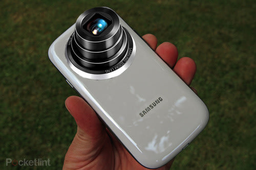 Samsung Galaxy S Camera rumoured, sounds too good to be true. Samsung, Cameras, Compact cameras, IFA2012 0